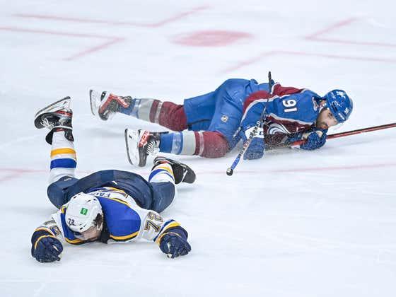 Nobody Hates Playoff Hockey More Than Nazem Kadri