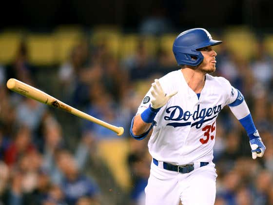 Cody Bellinger Looks Healthy To Me, Crushes An Absolute No Doubt Homer In Rehab Start