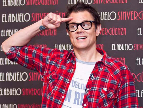 Johnny Knoxville Is Hanging Up The Cape As Jackass 4 Will Be His Swan Song