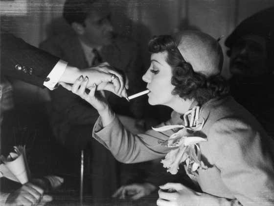 """People Are Campaigning To Cut Back On Smoking In French Films, Because """"French Films Show Too Much Smoking"""""""