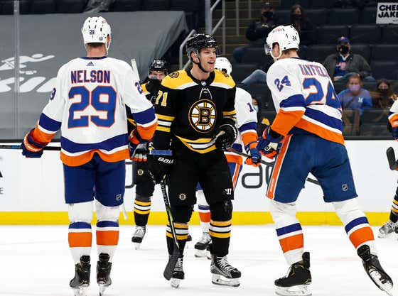 Bruins vs. Islanders Second Round Preview - We're Literally Going To Borrelli's