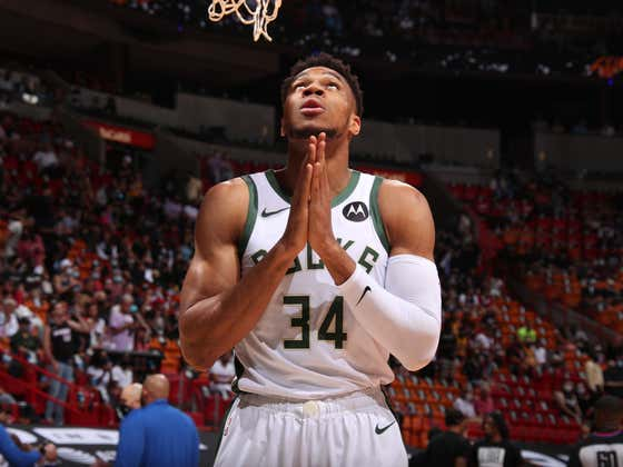 Giannis is Broken and I Can't Figure Out How He Can Be Fixed