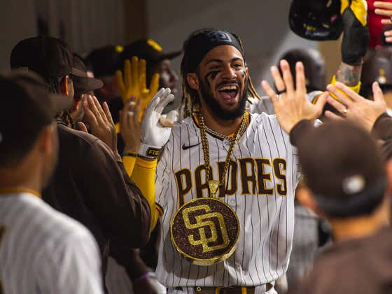 Fernando Tatis Jr. Continues To Be The Coolest Guy In All Of Baseball