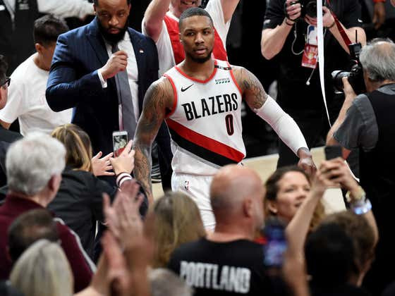 No Matter How Much The Trailblazers Are In Chaos, Dame Lillard Is Staying Put