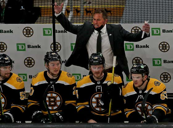 Bruce Cassidy Rips Into The Officials As B's Drop Game 5