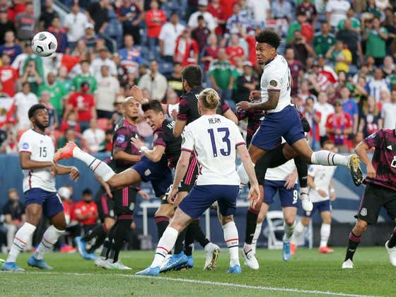 There's No Other Way To Put It - US Beating Mexico In The CONCACAF Nations League Finals Was One Of The Most Insane Sporting Events