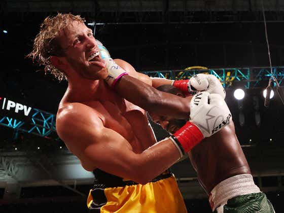 Logan Paul's strategy through the eyes of another bad boxer