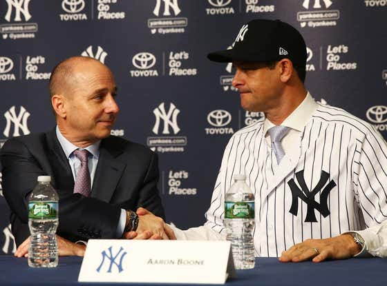 If The Yankees Don't Make A Change, It's A Slap In The Face To Fans Everywhere