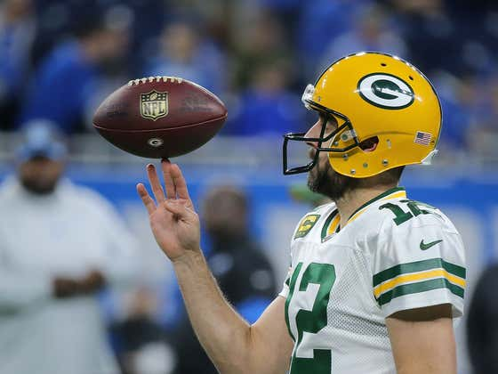 For The First Time in 16 Years Aaron Rodgers Did Not Report To Packers Mandatory Mini Camp