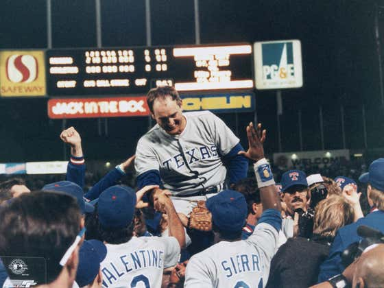 On This Date in Sports June 11, 1990: No Hitter #6