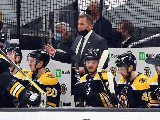 """Whit Claims The Bruins Were Toast Once Their Coach Said """"New York Saints"""""""