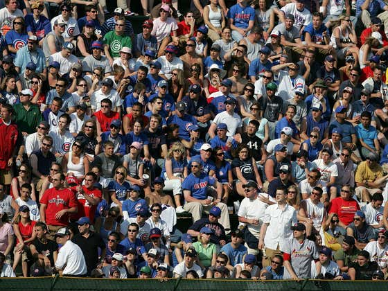 THE TIME IS NOW. THE DAY IS HERE. IF NOT NOW, THEN WHEN: WRIGLEY FIELD IS BACK IN ACTION