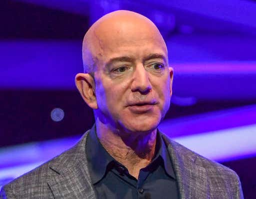 Jeff Bezos Is About To Be The Second Billionaire Ever To Go Into Space Only He's Doing It With An 80-Year-Old Woman, An 18-Year-Old Kid, An NO PILOT