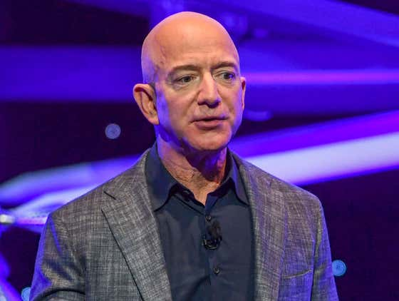 Some Moron Just Paid $28 MILLION For An Eleven Minute Trip To Space With Jeff Bezos