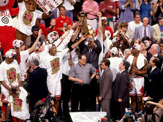 On This Date in Sports June 16, 1996: The Unbeat-a-BULLS