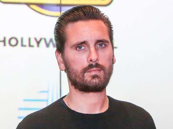 Scott Disick Explaining Why He Dates Younger Women To A Room Full Of Kardashians Is As Uncomfortable As It Gets