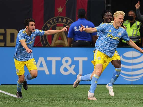 When Philly Sports Needed Someone To Step Up And Hit A Big Shot Against Atlanta, The Union Delivered