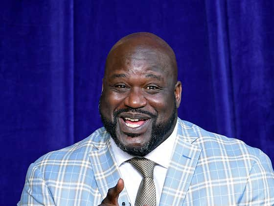 Shaq Has Officially Denounced Himself As A Celebrity Because 'Celebrities Are Crazy'