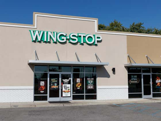 Because Of The National Chicken Wing Shortage, Wingstop Has Become Thighstop