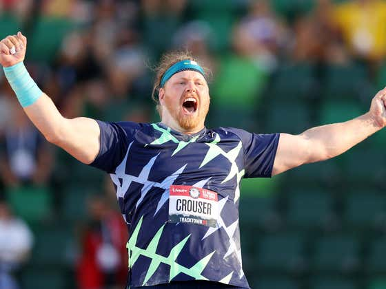 USA Shot Put Is Officially On Dynasty Alert Heading Into Tokyo 2020. Pray For The Rest Of The World
