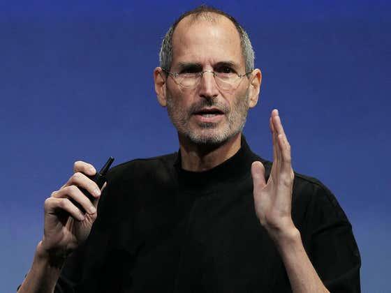 Steve Jobs Isn't Dead, He's Living in Egypt