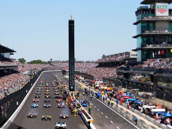 Great News! 135,000 Attended The Indy 500 And Only 19 Tested Positive For COVID For A Grand Total of A .00014 Positivity Rate