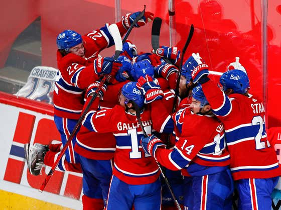 The Cinderella Habs Are in The Stanley Cup Final!