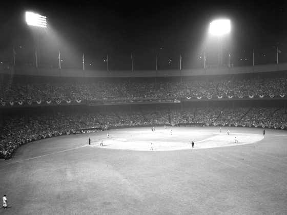 On This Date in Sports June 26, 1944: Tri-Cornered Baseball Game
