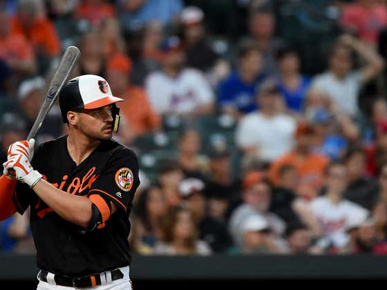 Trey Mancini Being In The Home Run Derby Is The Best Move MLB Has Made In A Long Time