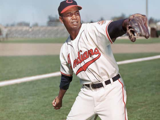 On This Date in Sports July 5, 1947: Larry  Doby the Forgotten Barrier Breaker
