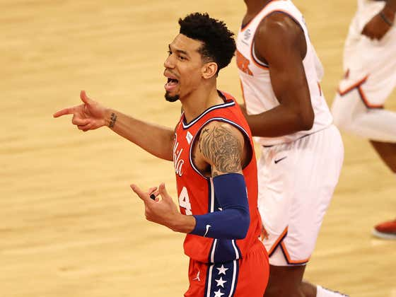 Danny Green Has Been In Philly For Roughly 5 Minutes, Wants The Fanbase To Stop Being So Mean Because The Sixers Are Too Soft