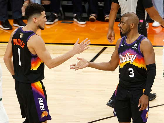 This League Episode 55: Suns Sweep Games 1 & 2