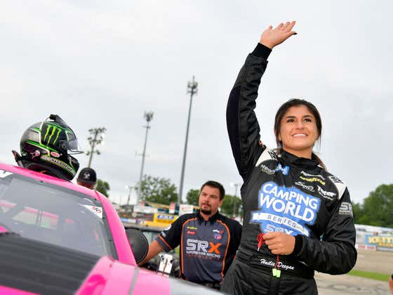 Hailie Deegan Explains Her Side Of The Feud With Paul Tracy