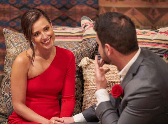 """The Bachelorette Implemented a Terrible """"No Jerking Off"""" Rule On This Week's Episode"""
