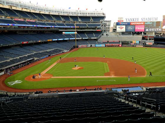 The Yankees Have Their 2nd Covid Outbreak Of The Season As Tonight's Game Against The Red Sox Has Been Cancelled