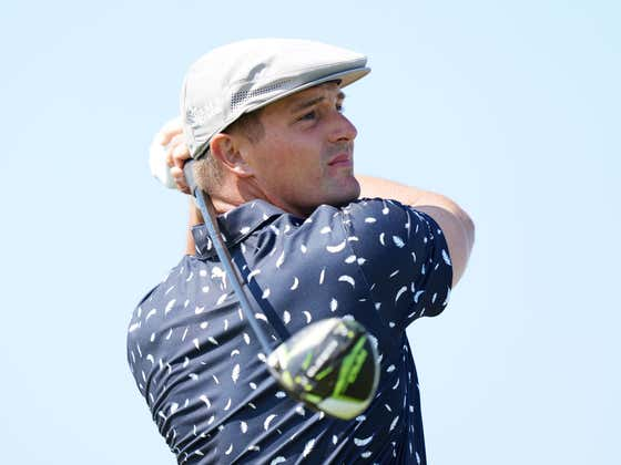 """Bryson DeChambeau On His Opening Round: """"The Driver SUCKS""""... and His Sponsor's Response Is SPICY"""