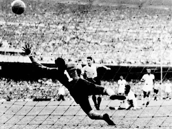 On This Date in Sports July 16, 1950: Uruguay Upsets Brazil