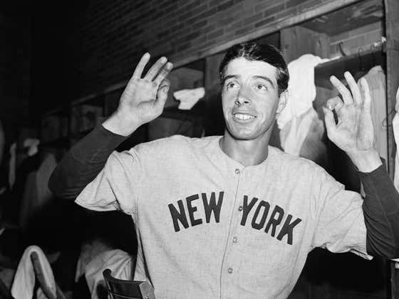 On This Date in Sports July 17, 1941: The End of the Streak