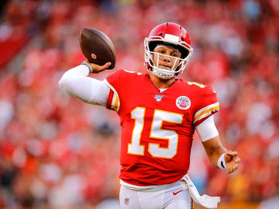 A Patrick Mahomes 1/1 Autographed Rookie Card Smashed The Record For Most Expensive NFL Card at $4.3 Million