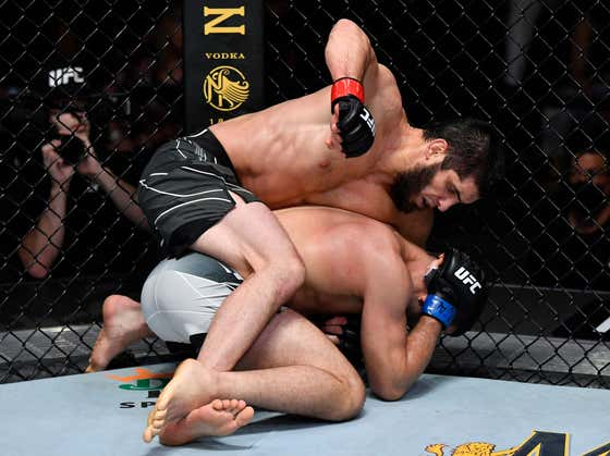 Is The Next Khabib Already In The UFC?
