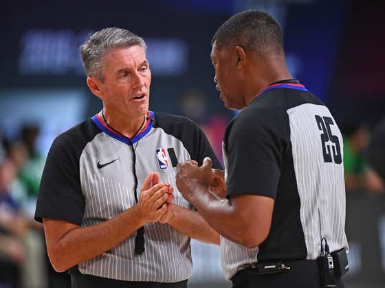 Does Scott Foster, The NBA's Henchman, Reffing Game 6 Actually Work in Chris Paul's Favor?