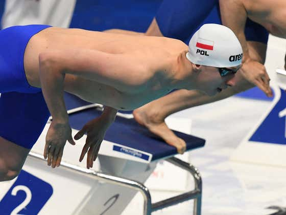 Whoops! Hot Start To The Olympics For Poland Who Had To Send Six Swimmers Home From Tokyo Because They Simply Can't Count