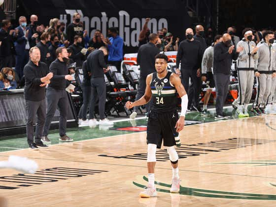 Giannis Just Had One Of The Most Dominant Performances In NBA History To Carry The Bucks To The NBA Title