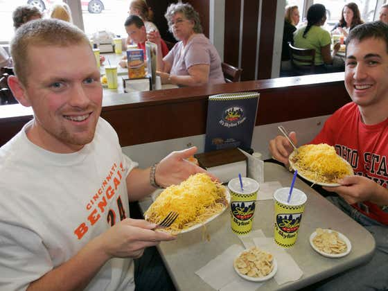 The Truth About Skyline Chili After Gary Cohen Attempted To Murder It On TV During The Mets/Reds Game