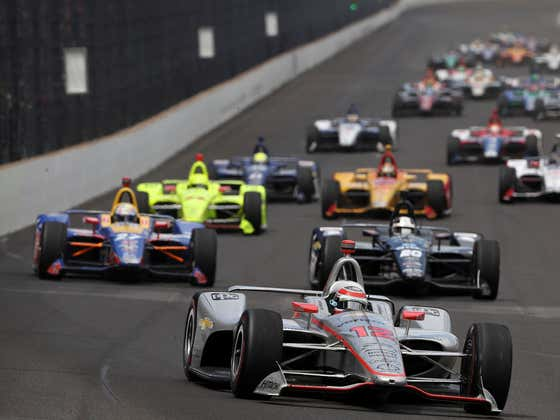 NBC Dropped Some Great GREAT News For IndyCar This Morning