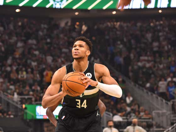 Giannis Making 17 of 19 Free Throws While Winning An NBA Championship On Ben Simmons' Birthday Was Just Cruel And Unusual Punishment