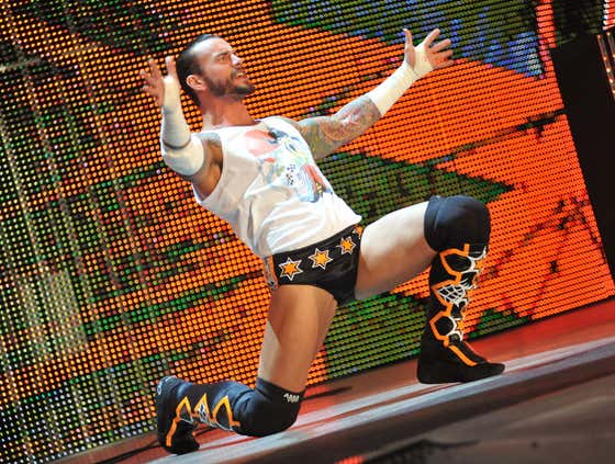 CM Punk Is Reportedly In Talks For A Return To The Ring