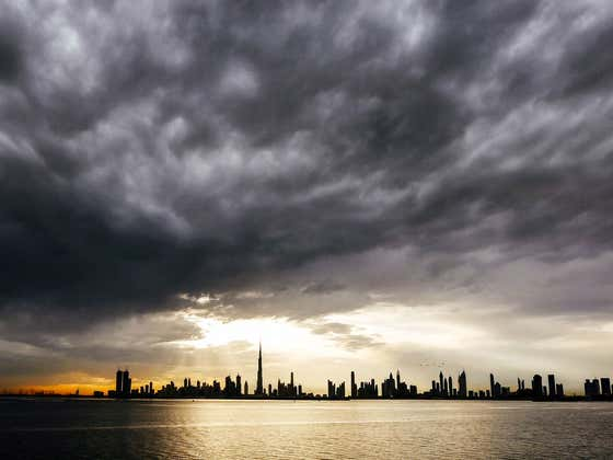 Dubai Has Figured Out How To Control The Weather With Drones And Created Artificial Rain