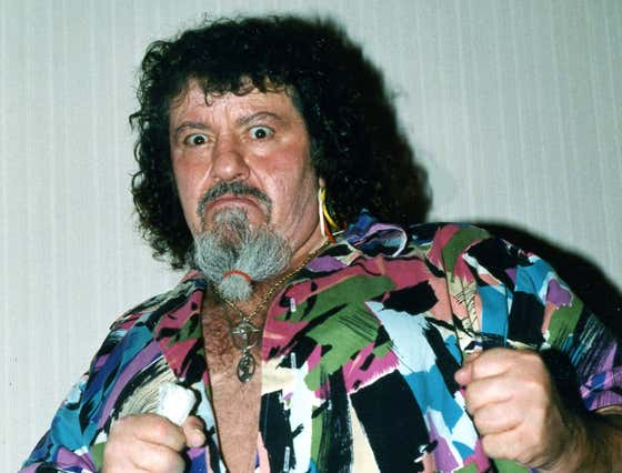 Captain Lou Albano Once Pissed On Someone In A Restaurant For Saying Wrestling Wasn't Real