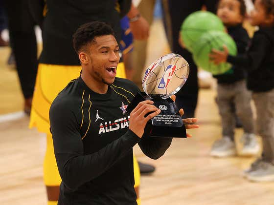 Who Knew That The Key To Winning An NBA Title Might Actually Be Winning An All Star Game MVP
